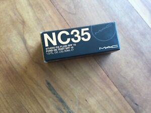 Neu, Mac Studio fix Fluid NC 35