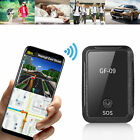 GF09 Magnetic GSM Mini GPS Tracker Real Time Tracking Locator Device For Car US