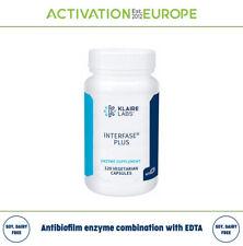 Klaire Labs interfase Plus - Multi-enzyme mezcla no Lácteo (120 Cápsulas)