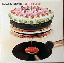 Rolling Stones - Let It Bleed - Club Ed - Coke Clear Vinyl - 2500ex-Sealed&MINT