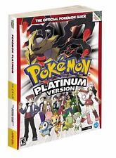 Pokemon Platinum : Prima Official Game Guide