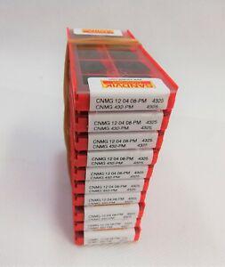 CNMG120408PM4325 Sandvik Wendeschneidplatten  inkl.19% MwSt.