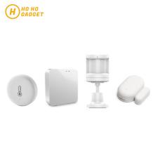 Smart Home WIFI Sensor Set ZigBee Gateway Hub Motion Door Temperature Sensor Set