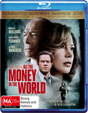 All the Money in the World  - BLU-RAY - NEW Region B