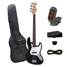 Artist JB2SB Electric Bass GuitarPlus Accessories - Sun Burst