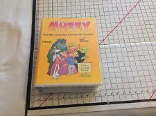 French Language Course Bbc Muzzy Early Advantage Children Vhs Videos Cassettes