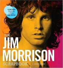 The Jim Morrison Scrapbook Hardcover Book by Jim Henke