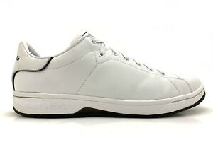 Skechers Men's Alpha Lite Air Cooled Memory Foam White Shoes 52371W Size 11.5