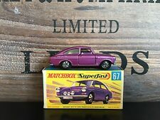 matchbox superfast no.67A-2.Version v.n.mint OVP G-Box excellent from 1970