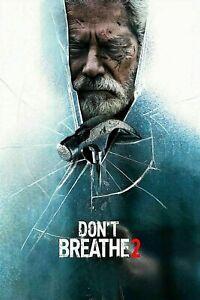 DONT BREATHE 2 DVD BRAND NEW SEALED 2021