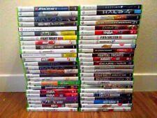 Wholesale Lot Of (50) Xbox 360 Video Games! Destiny, Fable, Halo, GTA + More!