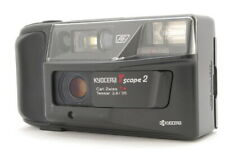 【EXC+++++】Kyocera T Scope 2 Yashica T3 Super 35mm Point shoot Camera from JAPAN