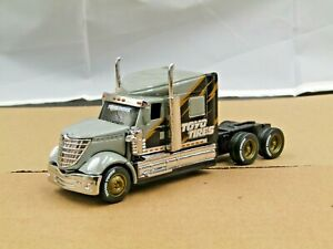 dcp/Maisto gray/black International Lonestar tractor no box 1/64
