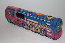 1960's Kanto Toys, Tin Friction Sparky Choo Choo,  Original