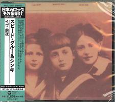 SPEED. GLUE & SHINKI-EVE ZENYA-JAPAN CD D13