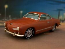 1965 65 VOLKSWAGEN KARMANN GHIA 1/64 SCALE MODEL COLLECTIBLE DISPLAY OR DIORAMA