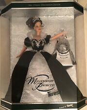 Millenium Princess Teresa *Friend of Barbie Doll * 2000 Ornament Limited Edition