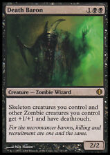 MTG DEATH BARON EXC - BARONE DELLA MORTE - ALA - MAGIC