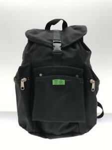 Porter yoshida black rucksack Backpack made in Japan