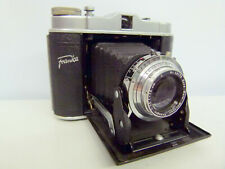 Franka Solida II 6x6cm medium format camera Made in Germany US Zone 1954 NICE!