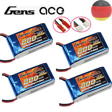 Gens Ace 800mah 7 4v 40c 2s1p Lipo Battery Pack