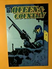 Queen and country #1 VF+