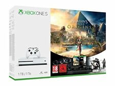 Microsoft Xbox One S 1TB Assassin\\\'s Creed Origins Tom Clancy\\\'...
