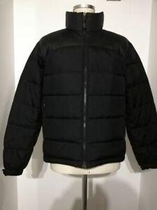 THE NORTH FACE piumino nuptse duvet puffer down jacket gonfio size M