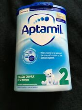 Aptamil 2 follow on milk 6-12 months expiry 21-10-2021