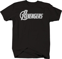 The Revengers Funny Comic BookT-Shirt