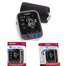 Omron 10 Series Upper Arm Blood Pressure Monitor; 2-User, 200-Reading Memory, Ba
