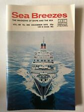 Sea Breezes Magazine Dec 1975 v49n360