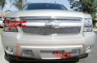 Fits 2007-2014 Tahoeavalanchesuburban Bumper Mesh Grille Grill Insert