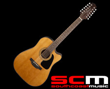 Takamine Gd30ce12 Nat 12-string Dreadnought Acoustic Electric Guitar