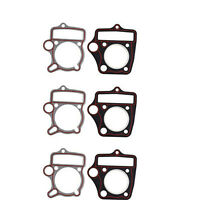 3 Set HONDA 70CC 90CC Cylinder Top End Gasket TRX70 TRX90 ATC70 XR70 CRF70 CT70