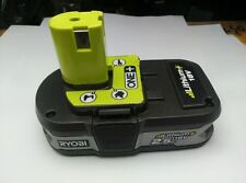 ryobi power tool batteries chargers ebay. Black Bedroom Furniture Sets. Home Design Ideas