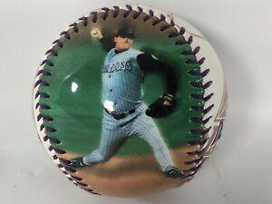 Curt Schilling #38 MLB Baseball Fotoball Arizona Diamondbacks Team Logo Pitcher