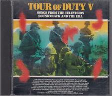 Tour Of Duty V - TV Soundtrack CD Blind Faith Jeff Beck Byrds Traffic Chicago
