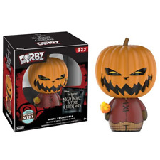 DORBZ 233: THE NIGHTMARE BEFORE CHRISTMAS - PUMPKIN KING JACK FREE SHIPPING!!!