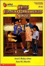 Jessis Baby-Sitter (Baby-Sitters Club, 36) by Ann M. Martin