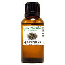 1 fl oz Lemongrass Essential Oil (100% Pure & Natural) - GreenHealth