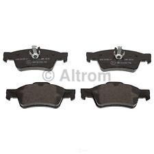 Disc Brake Pad Set-SOHC, 24 Valves Rear NAPA/ALTROM IMPORTS-ATM D1674J