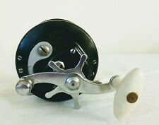 """Vintage 1940/50s Ocean City Model # 143 """"St. Lucie"""" Fishing Reel...Made in USA"""