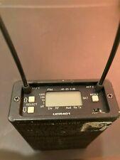 Used Lectrosonics Ucr401 Receiver - Block 21