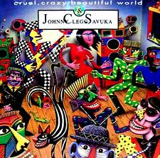 "12"" - Johnny Clegg & Savuka - Cruel, Crazy,Beautiful World (Synth-pop) EMI Italy"