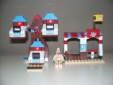 2011 Lego Legos Set SpongeBob SquarePants #3816 Glove World w/ Patrick