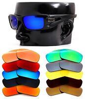 Polarized IKON Iridium Replacement Lenses For Oakley Crankcase Sunglasses c80292ea2c