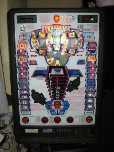 Verkaufe seltenen Spielautomat NSM Rotamint Racer  auf 1 : 1