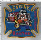 Boston Fire Department (Massachusetts) Engine 20 Shoulder Patch