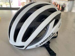 Specialized S Works Prevail Helmet White Medium 54-60cm